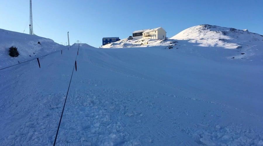 Skiliften Tøsebakken åbner igen fra fredag d. 3. april.
